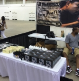<h5>Body Art Expo - Chicago 2015</h5><p>Day one when we were setting up the Element Tattoo Supply Booth.</p>