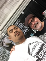 <h5>Element Tattoo Supply at Musink 2015</h5><p>Dan and Eddie at musink 2015 just having some laughs </p>