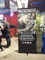 <h5>Element Tattoo Supply at Musink 2015</h5><p>One of our many stand up banner of OC Tattoo and Element Tattoo Supply at the 2015 Musink festival.</p>