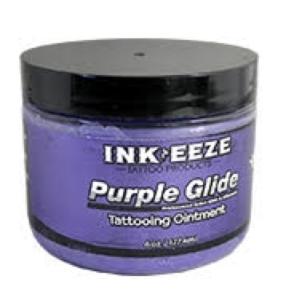 purple green glide