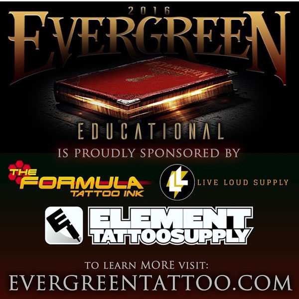 evergreen tattoo invitational LAX