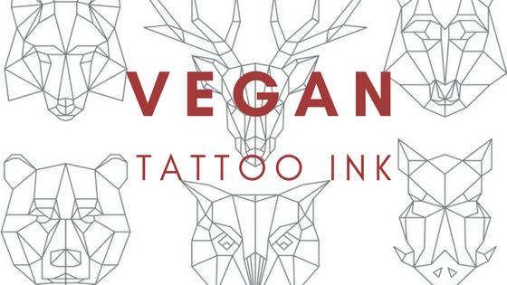 vegan tattoo ink